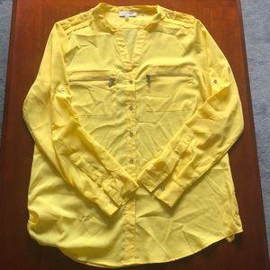 Calvin Klein Long Sleeve Utility Lightweight Shirt